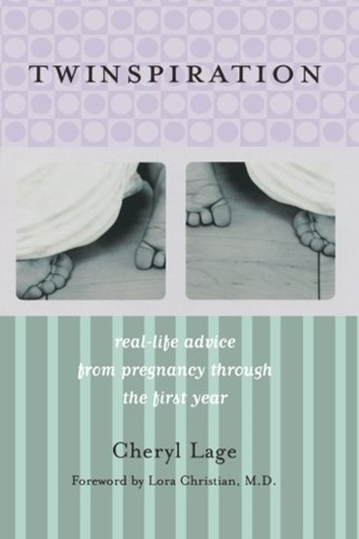 The book Twinspiration offers great advice and stories for twin parents.