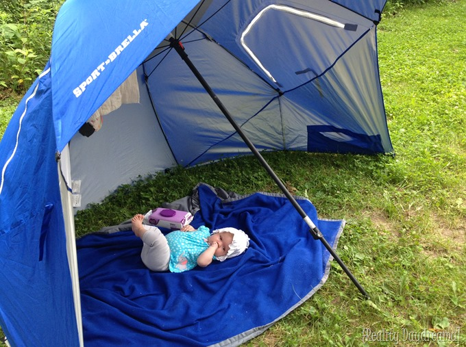 We love this sportsbrella