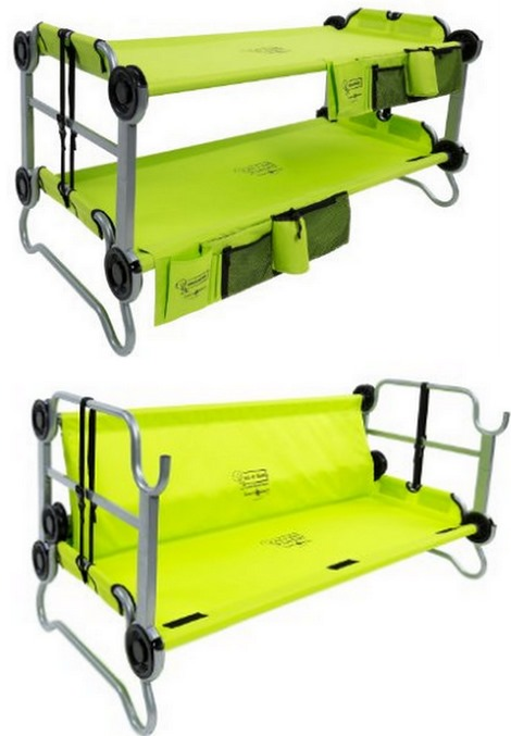 Camping Bunk Bed Cots
