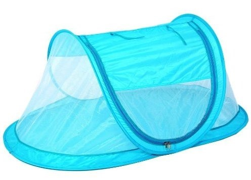 Must-Haves for camping with kids and babies - baby sleep tent
