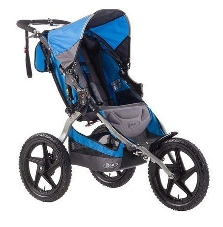 Must-Haves for camping with kids and babies - off-road Bob Stroller