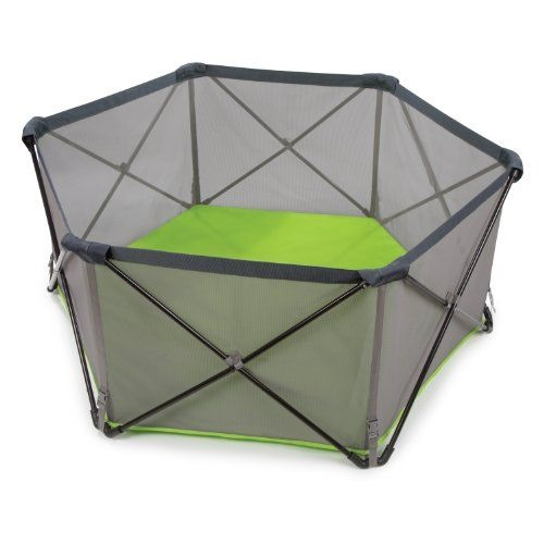 Must-Haves for camping with kids and babies - play pen