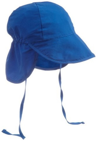 Must-haves for camping with kids and babies - sun hat