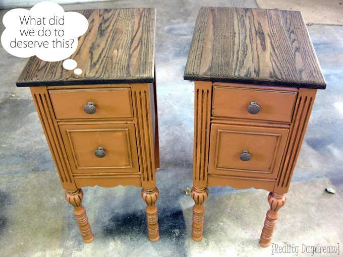 Phenomenal Take An Old Desk Apart To Make Two Identical Night Stands Download Free Architecture Designs Scobabritishbridgeorg