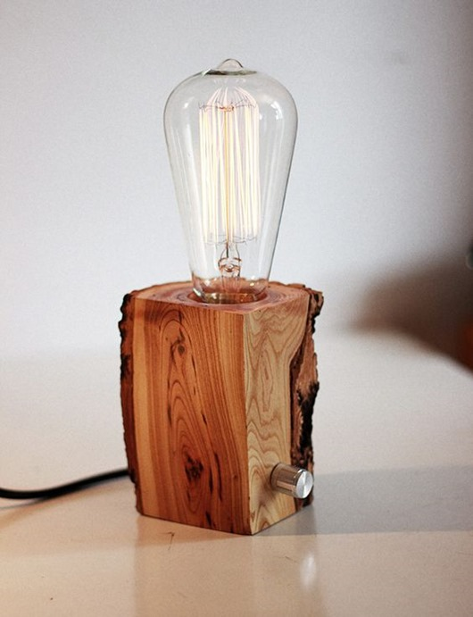 Beautiful and unique ways to incorporate live edge elements into your decor! #wood
