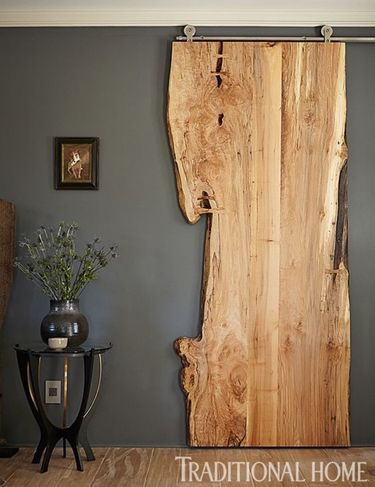 LOVING all these gorgeous ways to incorporate live edge elements into decor