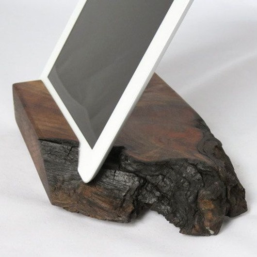 So many awesome ways to incorporate live edge elements into interior design!