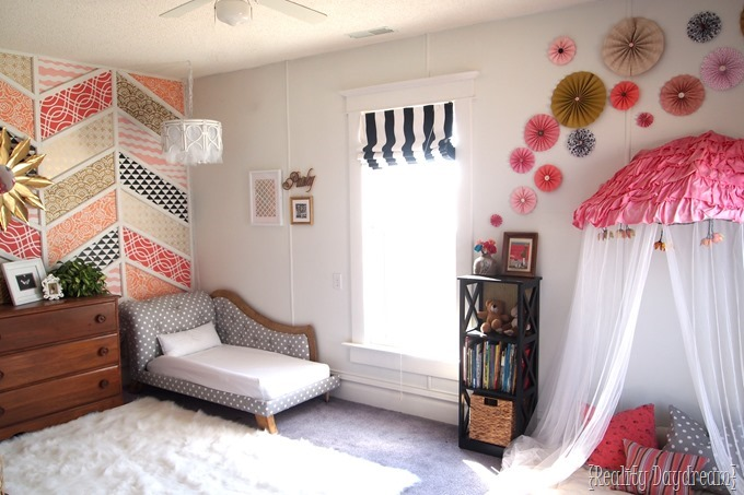 Twins' big-girl toddler room {Reality Daydream}