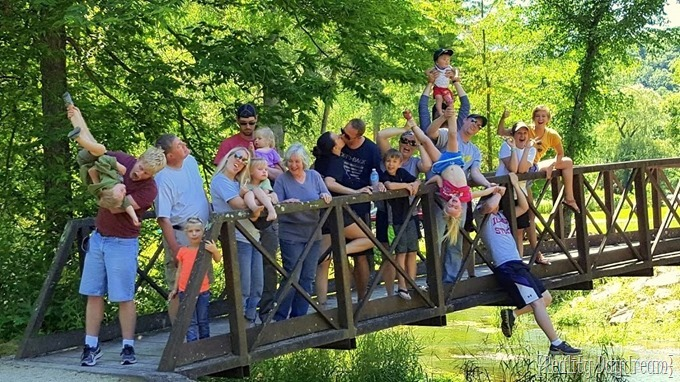 Klinge Clan Camping Adventures 2016 {Reality Daydream}
