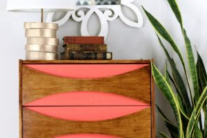 Mid-Century IKEA Rast Hack… as nightstands!