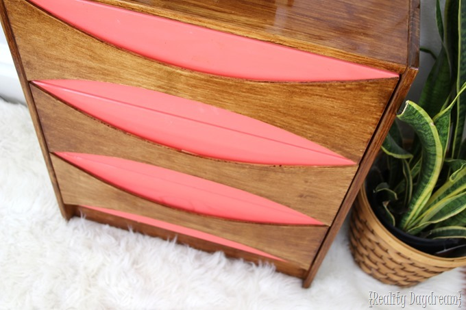 Mid-Century Modern Night Stands from an IKEA Rast Hack! {Reality Daydream}