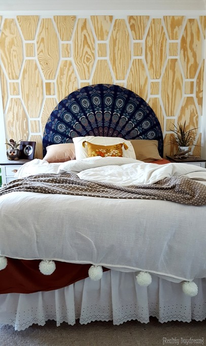 Boho Master Bedroom Makeover