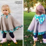 Car Seat Poncho Tutorial