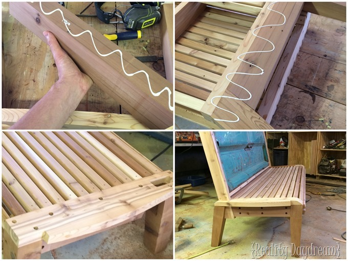 Bench Assembly {Reality Daydream}