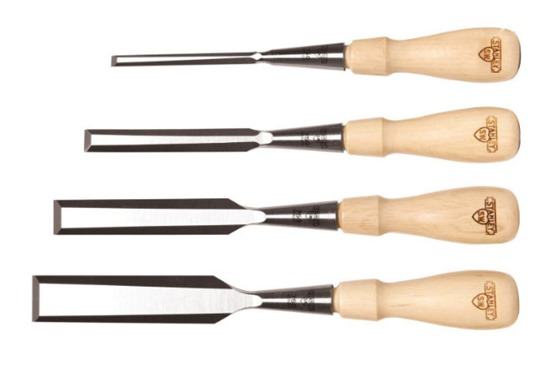 Chisels! Gift idea for the woodworker in your life