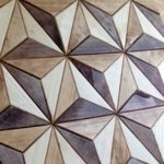 3D Wooden Geometric Art