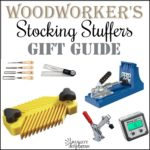 Gift Ideas and Stocking Stuffers for the Woodworker!