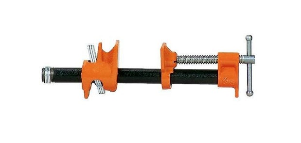 Pipe Clamps ...great stocking stuffer idea for the woodworker in your life!