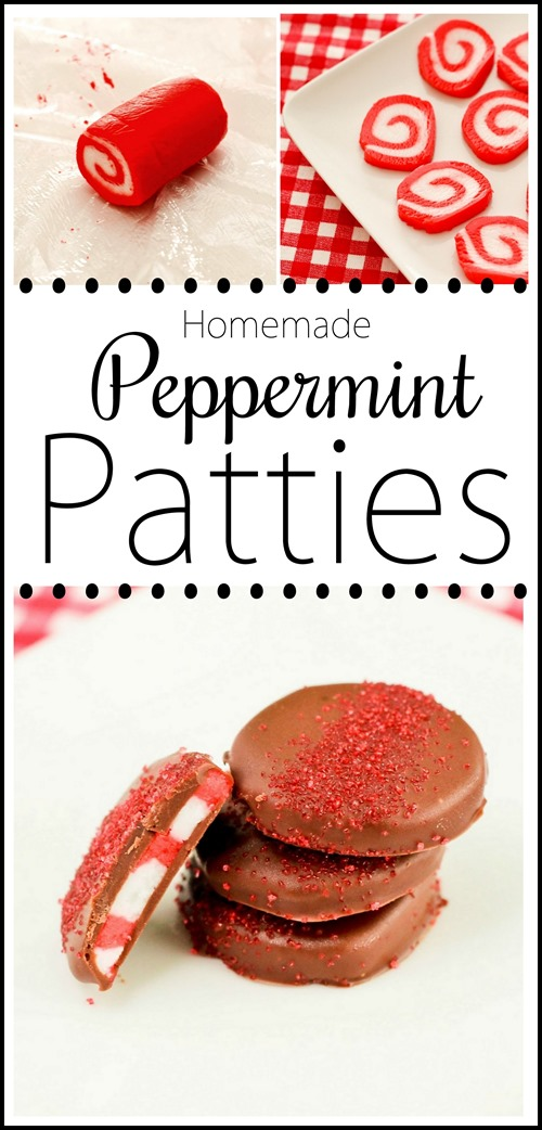Homemade Peppermint Patties