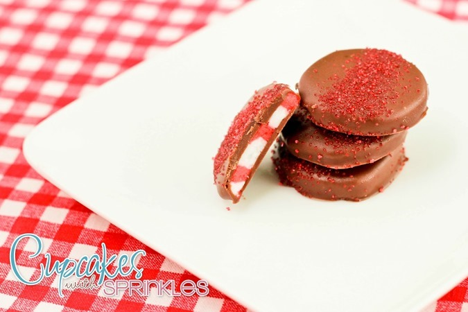 Homemade Peppermint Patties!