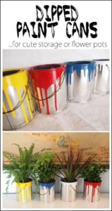 Buy-plain-empty-quart-paint-cans-and-dip-them-in-paint-for-fun-planters-or-cute-storage-Sawdust-3