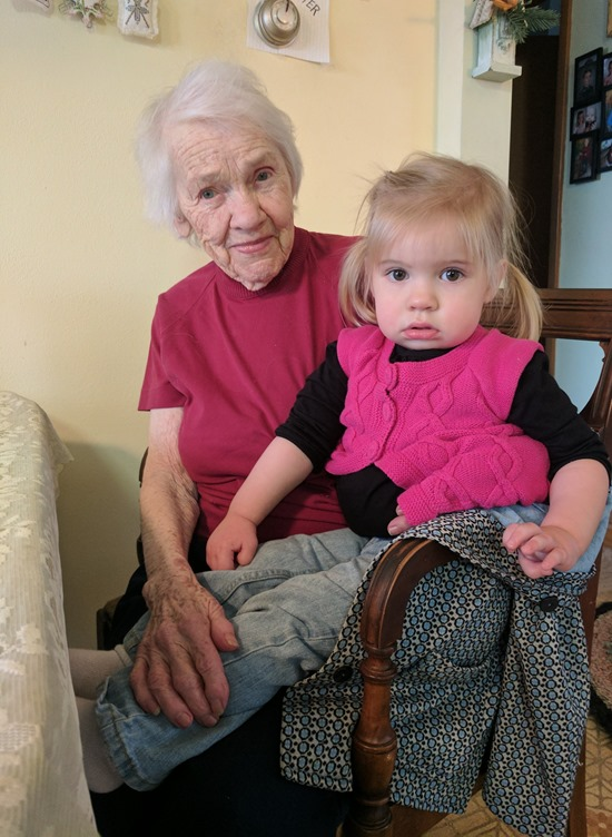 Cypress and Grandma Jean {Reality Daydream}