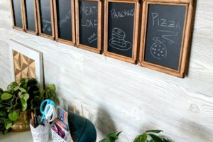 Menu-Board-made-from-cheap-wooden-frames-chalkboard-vinyl-and-Scrabble-tiles-Perfect-for-your-fa.jpg