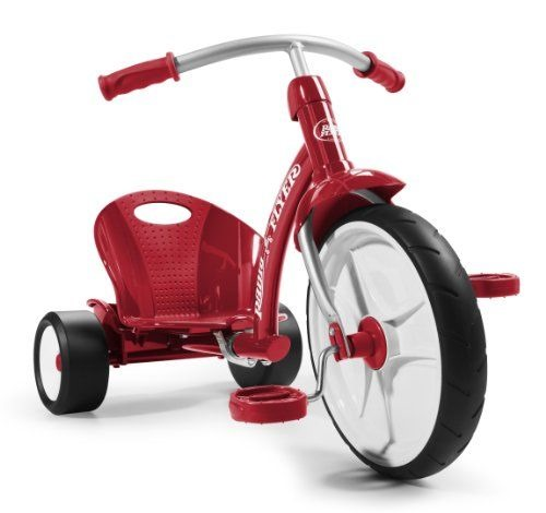Radio Flyer Grow n Go Tricycle - Two year old gift guide {Reality Daydream}