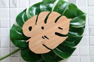 DIY Botanical Trivets–with Free Scroll Saw Patterns!