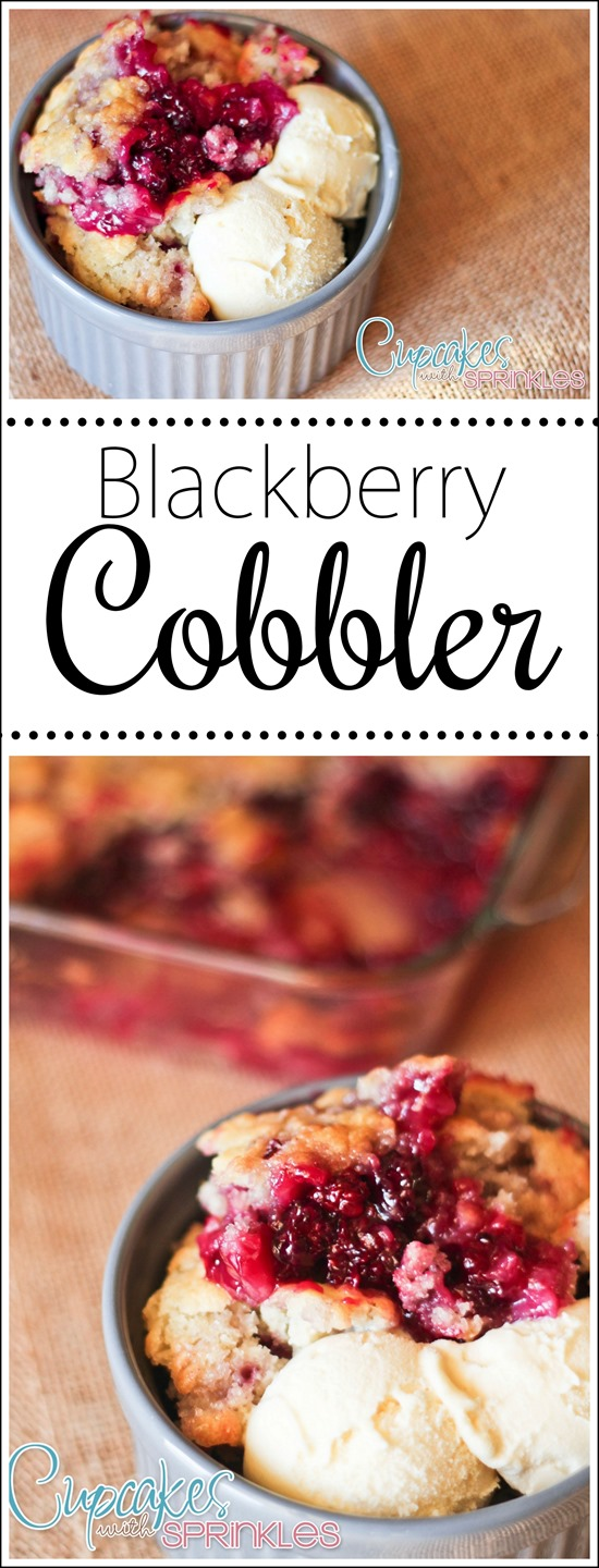blackberry cobler