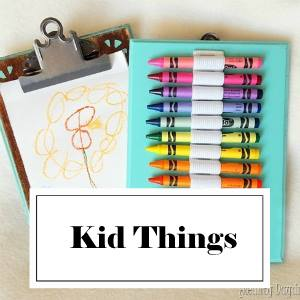 kid things