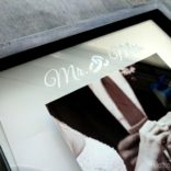 Acid Etching Picture Frame Glass!
