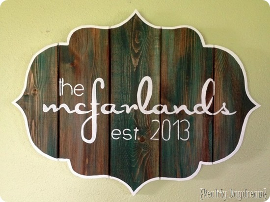 DIY-Bracket-shaped-Barn-Board-Sign-or-Wooden-Plaque-...lean-how-to-HAND-PAINT-perfect-lettering