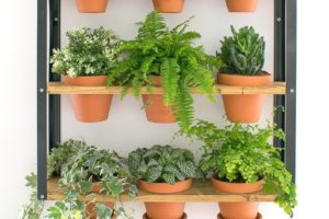 Vertical Garden Ideas & Inspiration to Buy or DIY
