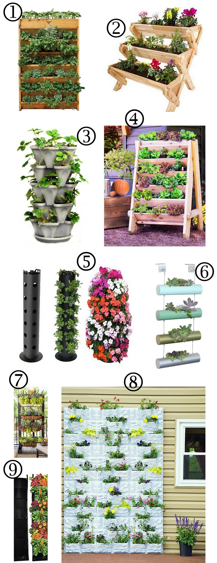Vertical Planters or 'Living Walls' available for purchase! {Reality Daydream}.jpg