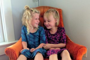 The Twins are Six!!!