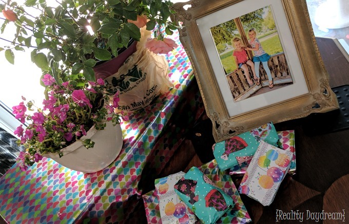 twins 6th birthday {Reality Daydream}