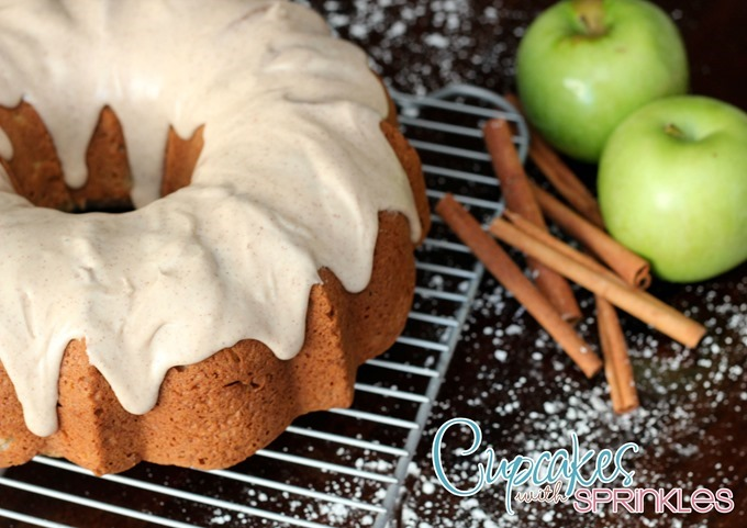 Apple Bundt Cake or Coffee Cake