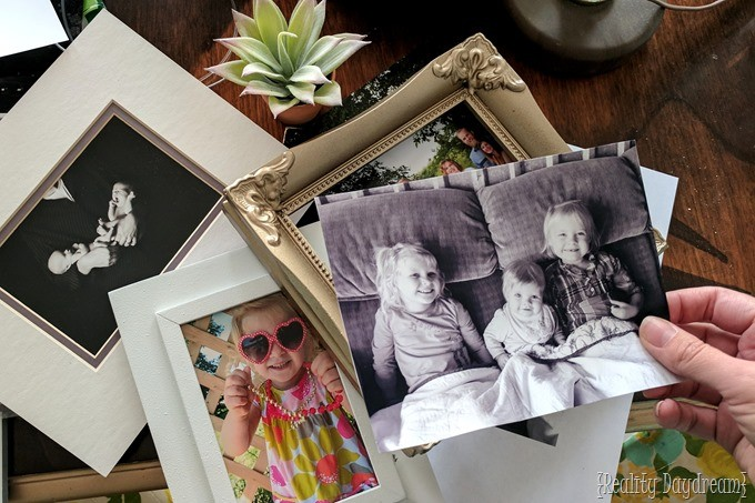 Choosing pics for your gallery wall... lots of tips! {Reality Daydream}