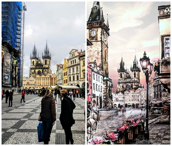 Together in Prague {Reality Daydream}