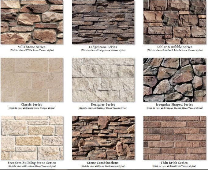 Coronado Stone and Brick Veneer {Reality Daydream}