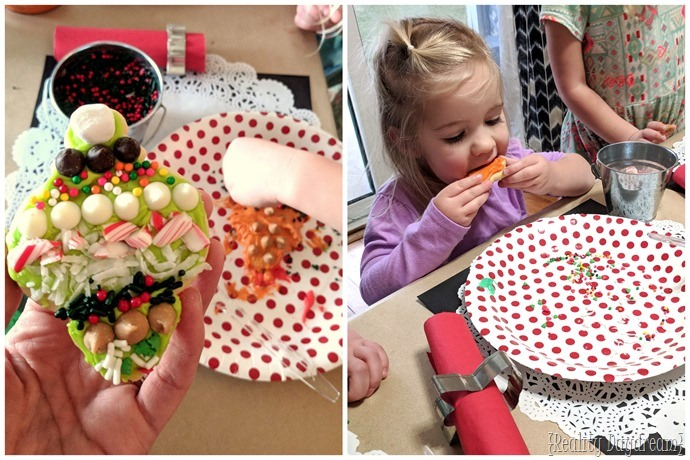 Host a Cookie Decorating Party for Christmas! {Reality Daydream}