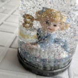 How to Make a Snow Globe Craft