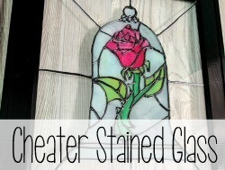 Cheater Stained Glass