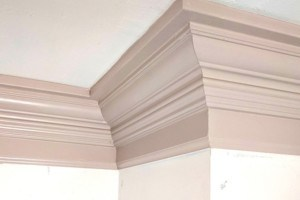 How to Install Chunky Crown Molding