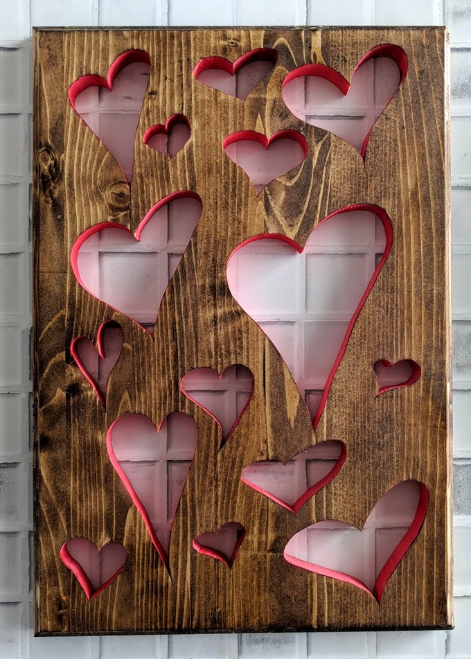 Beginner Scroll Saw Tutorial for Valentine's Day! {Reality Daydream}