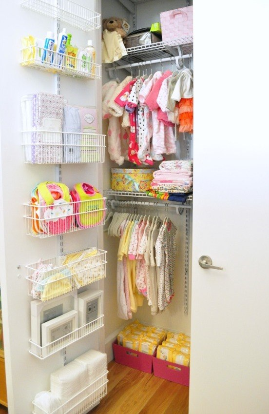 Closet organization ideas, hacks, and products {Reality Daydream}