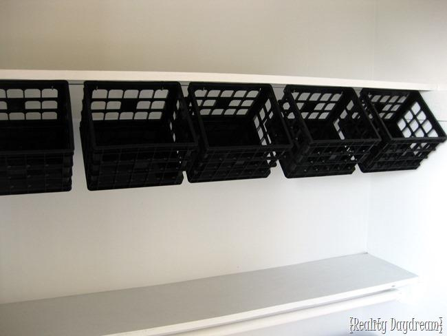 Closet organizing hacks and ideas {Reality Daydream}