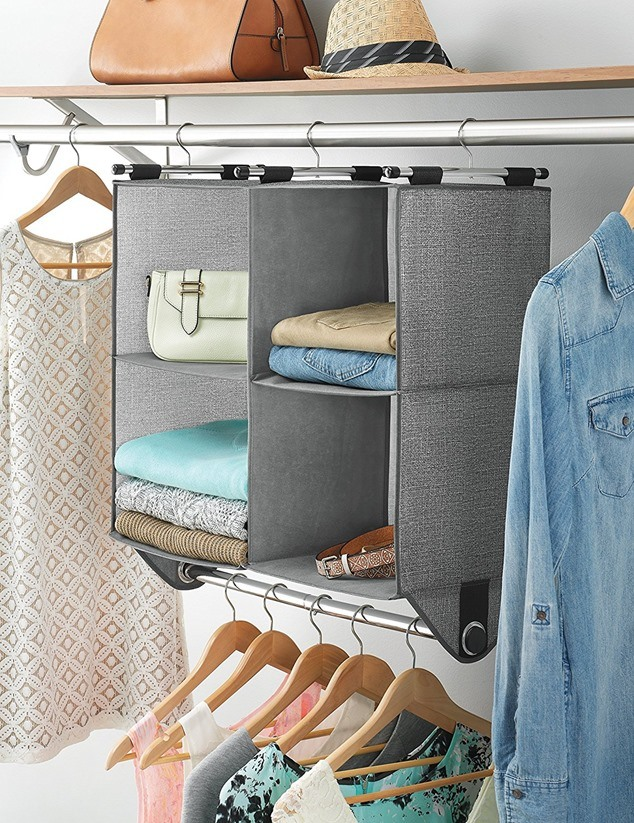 Ideas for closet organizers to DIY or purchase {Reality Daydream}