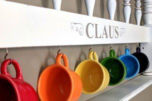 Upcycled Headboard Ideas for Fiestaware Display
